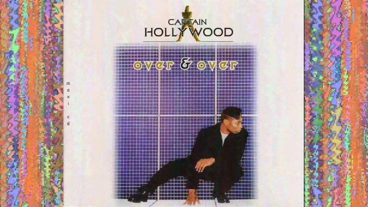 Captain Hollywood - Over & Over | 90s EURODANCE