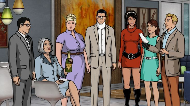 Whats on your HDTV: Archer The Walking Dead season finale