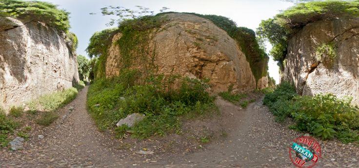 """""""TİNUS TÜNELİ""""  Tinus Tüneli Beşikli Mağara'yı Sanal Tur İle 360 Derece Gez.  Mekan360 ile her yerden, gezdiğin yeri 360° hisset"""