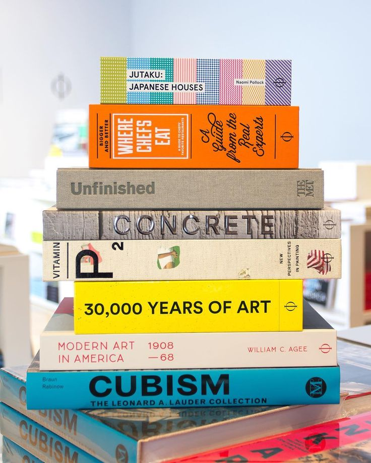 """""""A selection of books at the new @phaidonsnaps store inside The Met Breuer. #MetBreuer"""""""