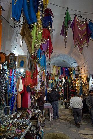 Medina, Hammamet, Tunisia, North Africa, Africa