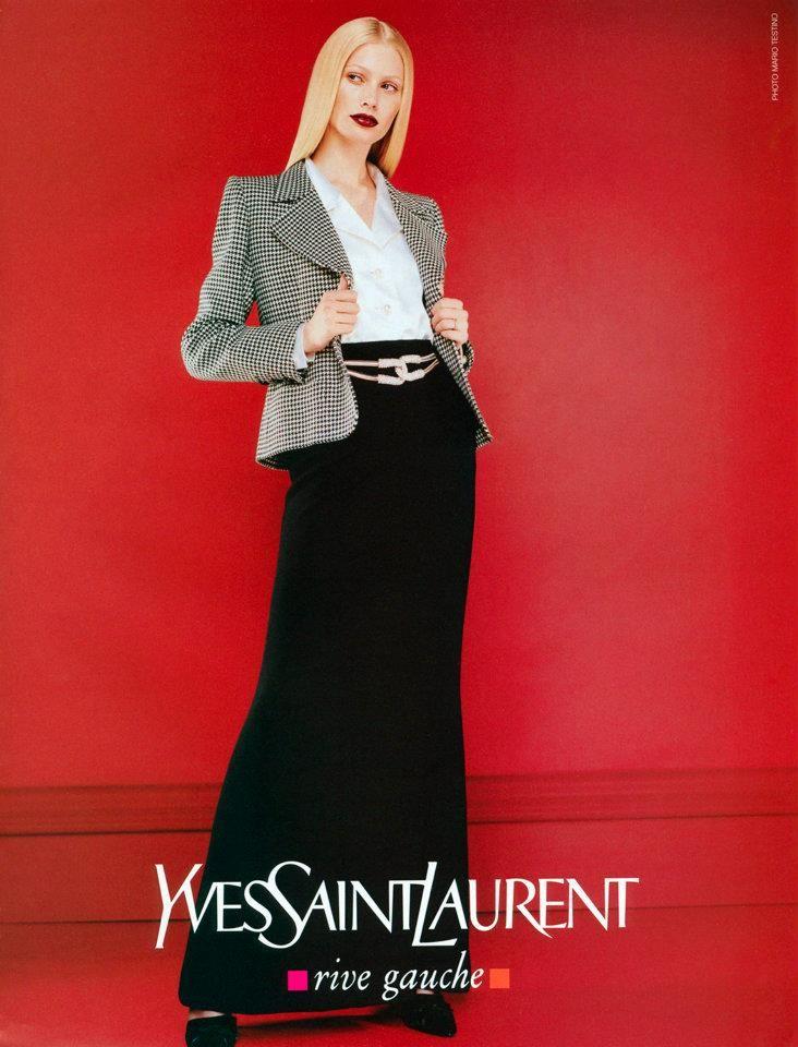 Best immagini su YVES SAINT LAURENT su Pinterest  Vestiti eleganti da ...