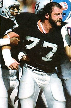 Lyle Alzado - Even though he was on the juice, you have to admit, he was a beast on the field.