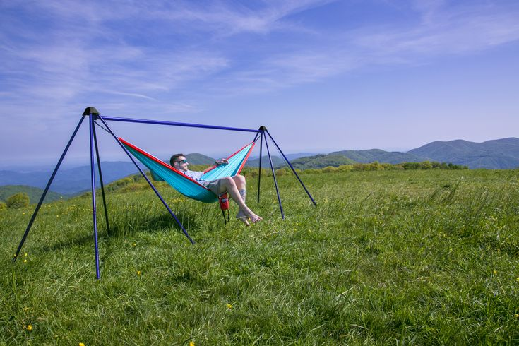 7 Best Hammock Stands Images On Pinterest Camping