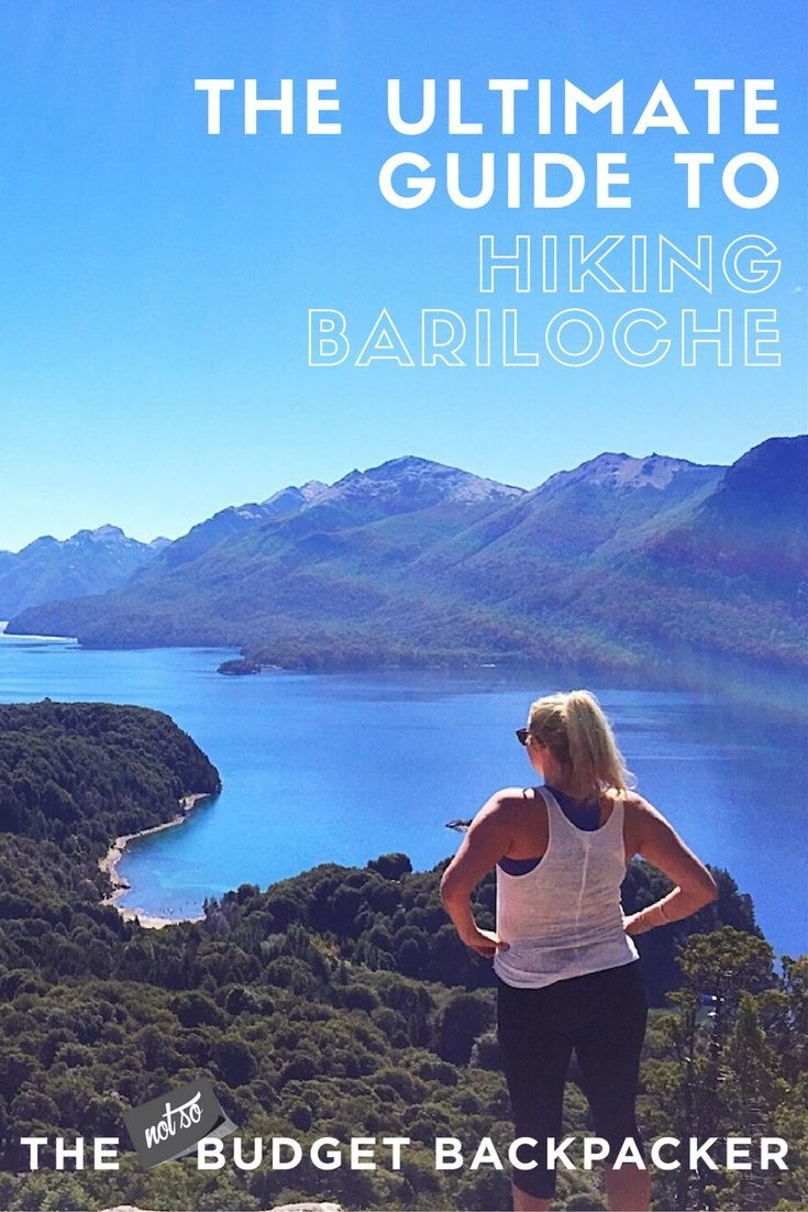 3 Insanely Good Hikes To Do In Bariloche South America Travel