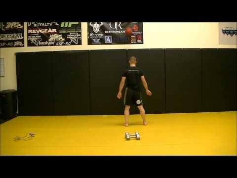 15 minute Ultimate Man-Maker Workout by UFC/Olympic Trainer Ken Pytluk. http://www.ESP-XC.com