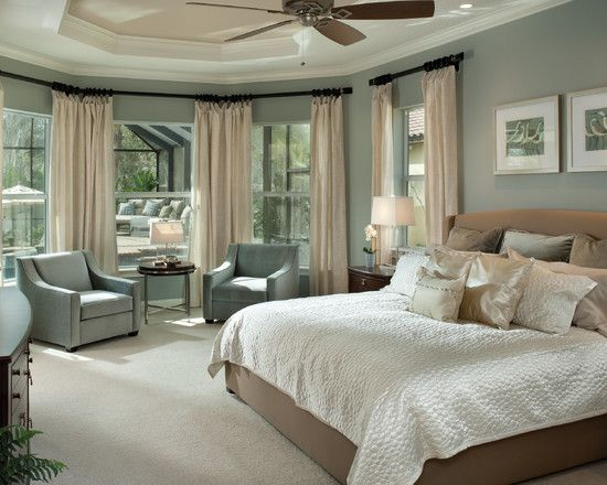 Home Design Ideas Decorating: Florida Home, Bedrooms And Home Design On Pinterest