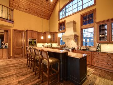 Kitchen Design With French Country Feel Architect Acm In Asheville Nc