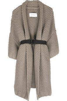 Wool. Winter. On trend.