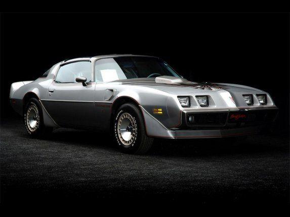 1979 Pontiac Firebird Trans Am [edit: changed year, thanks ;) ]