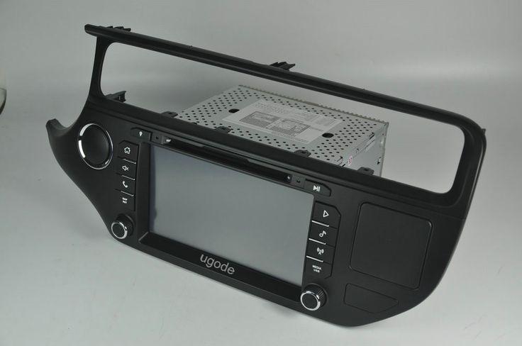 Rio 2016 ugode OE wholesale 2din Android car dvd for kia rio 2015 gps navigation Wifi 3G GPS DVR OBD auto parts