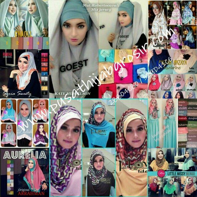 Distributor Hijab Brand