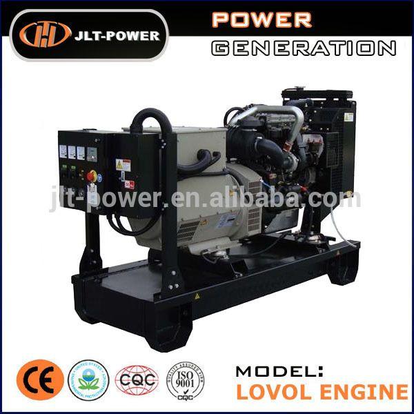 Automatic start iso9001 generator 100kw / 125kva diesel generator price
