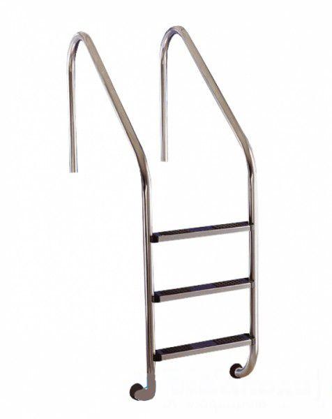 Standard 3 ступени лестница для бассейна с гарантией на 3 года