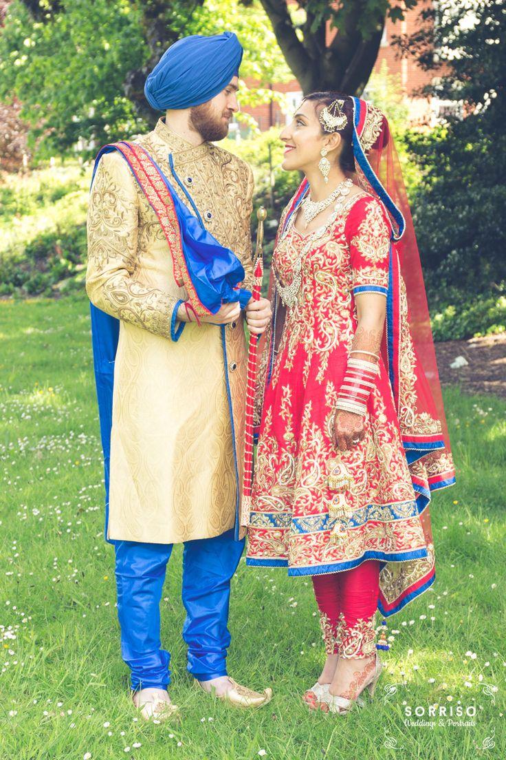 budget wedding photography west midlands%0A Sam   Sim Fusion Wedding  Indian Sikh Ceremony  Anand Karaj   Birmingham