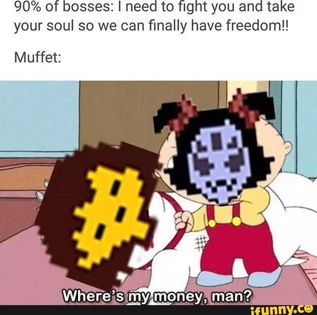 undertale, muffet