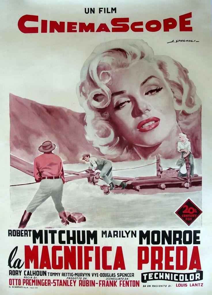 116 best marilyn monroe movie posters images on pinterest