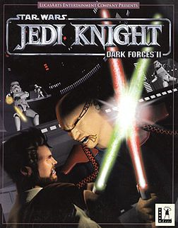 This game took the protagonist of Star Wars: Dark Forces, gave him more of a back story, and put him on the path of becoming a Jedi Knight. Though this game is not quite as good as its sequel, Jedi Outcast, it is just as  entertaining, if not more so, than the game that came before it, Star Wars: Dark Forces.