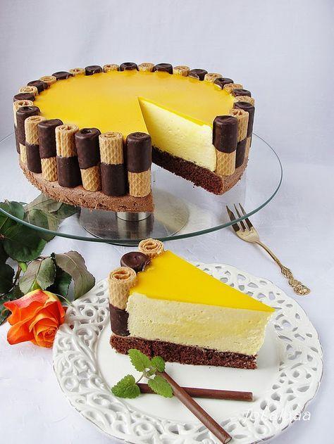 Ala piecze i gotuje: Tort adwokatowy
