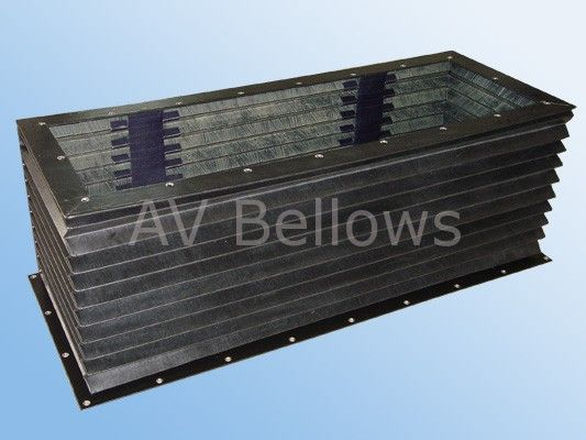 Metallic Bellows offers rectangular bellows with strain gauge testing in different models. The strain gauge testing ensures the quality and strength of the bellows and provides fracture toughness testing of specimens at low temperatures.  Metallic Bellows has developed strain gauge testing equipment to identify compact specifications of structural materials. The strain gauge testing gauges take measurements directly in the cryogenic liquids and are calibrated at various temperatures.