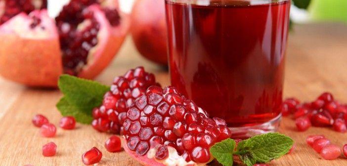 GRENADE: Un fruit qui fait du bien partout!