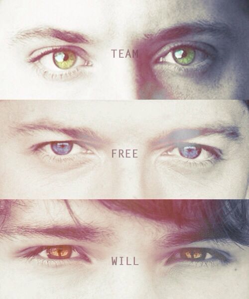 Team Free Will ~ Supernatural Fan Art <3 is it me or does those words fit each character? dean works in teams, family. cas is free from compulsion of god. and sam can do things of his own will despite the demon blood