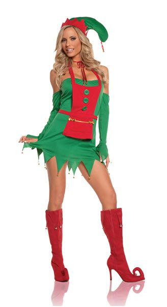 Christmas elf costume christmas costumes and santa costumes