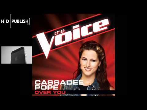 "Cassadee Pope: ""Over You"""