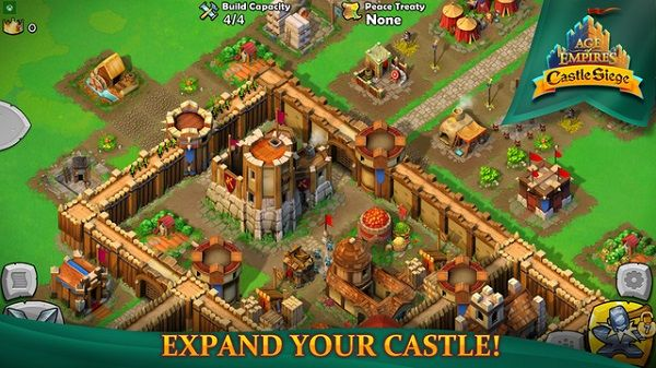 Microsoft launches Age of Empires: Castle Siege for iOS Windows 10 to follow - Video. #MyAppsEden #iPhone #iOS #Apple