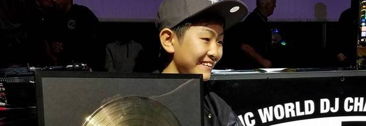 Twenty years after 15-year-old A-Trak became the youngest DJ to win the DMC World Championship, 12-year-old DJ RENA took the crown in London on Sunday.
