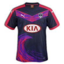 Bordeaux 2016 maillot foot third 15 16