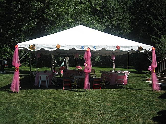 Tent Rentals Prices Party Decoration Ideas Small