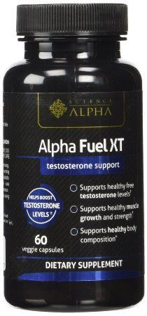 Want This:  ALPHA FUEL XT TESTOSTERONE SUPPORT 60 CAPSULE NEW