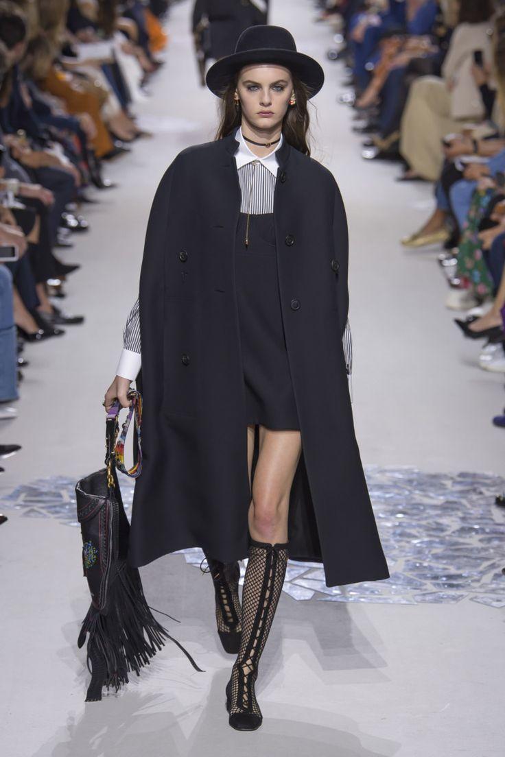 Christian Dior, Весна-лето 2018, Ready-To-Wear, НЕДЕЛЯ МОДЫ: Париж