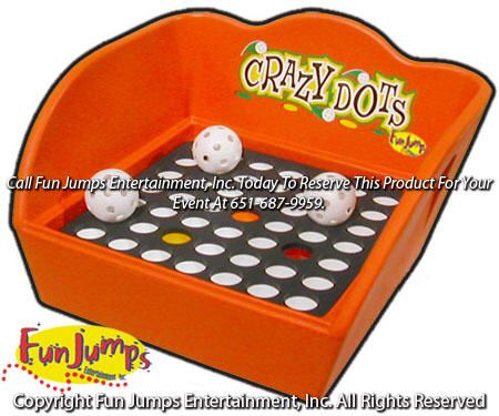 Crazy Dots Carnival Games Rental Twin Cities Carnivals Party Event Rentals