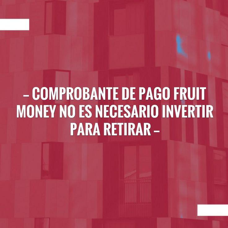 Just in: Comprobante de Pago Fruit Money No es Necesario Invertir para Retirar http://ganandocriptomonedasconvalentin.blogspot.com/2017/10/comprobante-de-pago-fruit-money-no-es.html?utm_campaign=crowdfire&utm_content=crowdfire&utm_medium=social&utm_source=pinterest