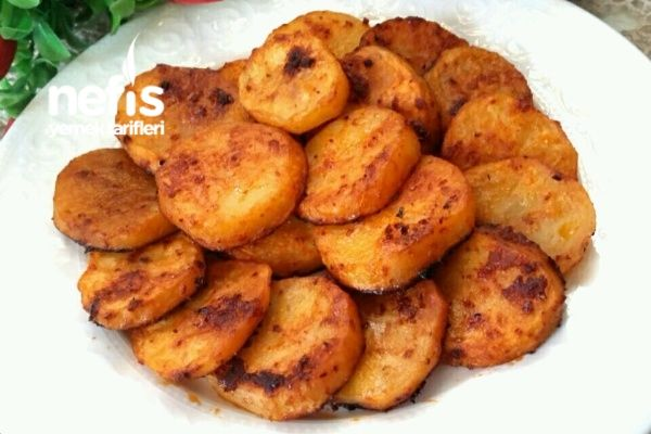 Harika Ötesi Fırın Patates - Nefis Yemek Traifleri - hasibenin mutlu mutfağı