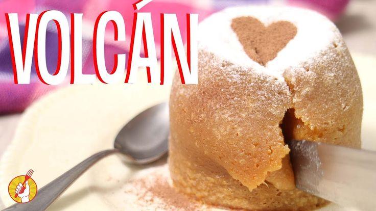 Volcán de Dulce de Leche | Receta Fácil | Tenedor Libre #DiaDeLosEnamorados  ||  Te mostramos cómo hacer un volcán de dulce de leche ideal para el día de los enamorados, perfecto para compartir. Esta receta es fácil y te la compartimos co... https://www.youtube.com/watch?a&feature=youtu.be&utm_campaign=crowdfire&utm_content=crowdfire&utm_medium=social&utm_source=pinterest&v=S_ABZH-XTWA