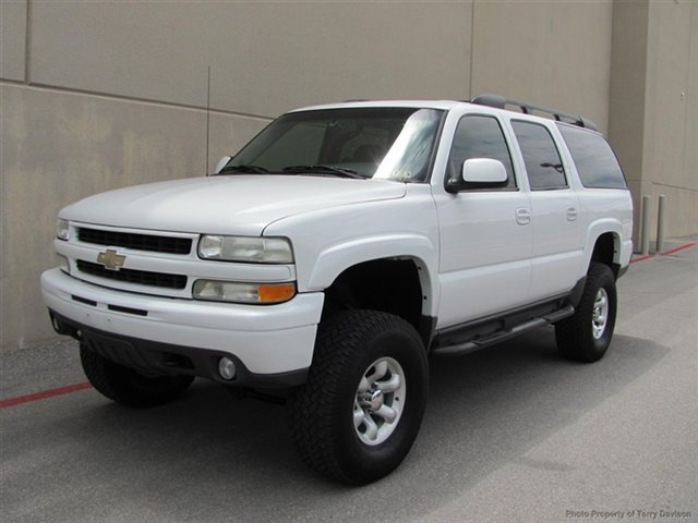 2003 Chevrolet Suburban 4dr1500 4wd Z71 I Own 1 Now An