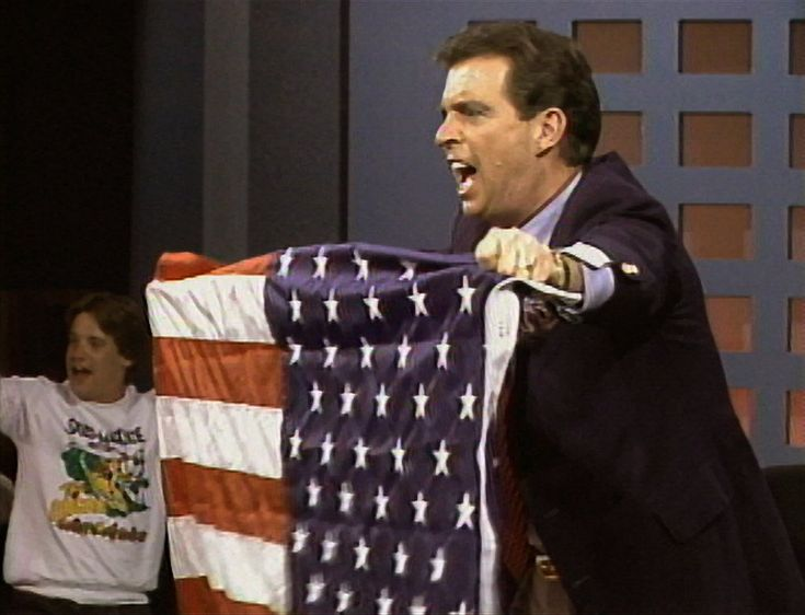 EVOCATEUR: The Morton Downey Jr. Movie to Premiere Tonight August 13 on CNN