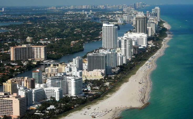 Майами-Бич, Флорида, США - Путешествуем вместе