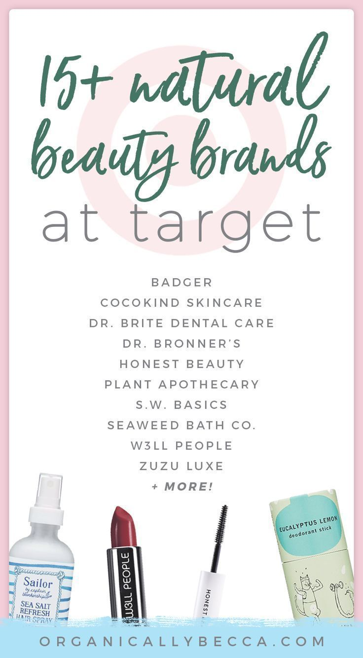 100 Worth Of Clean Beauty At Target My Top Picks Skin Care Natural Beauty Brands Simple Skincare