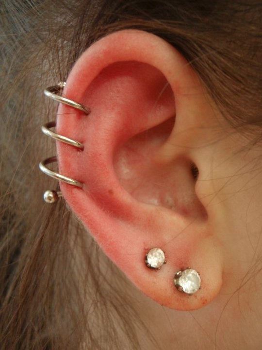 Top 10 Revolting Facts About Body Piercing Through History