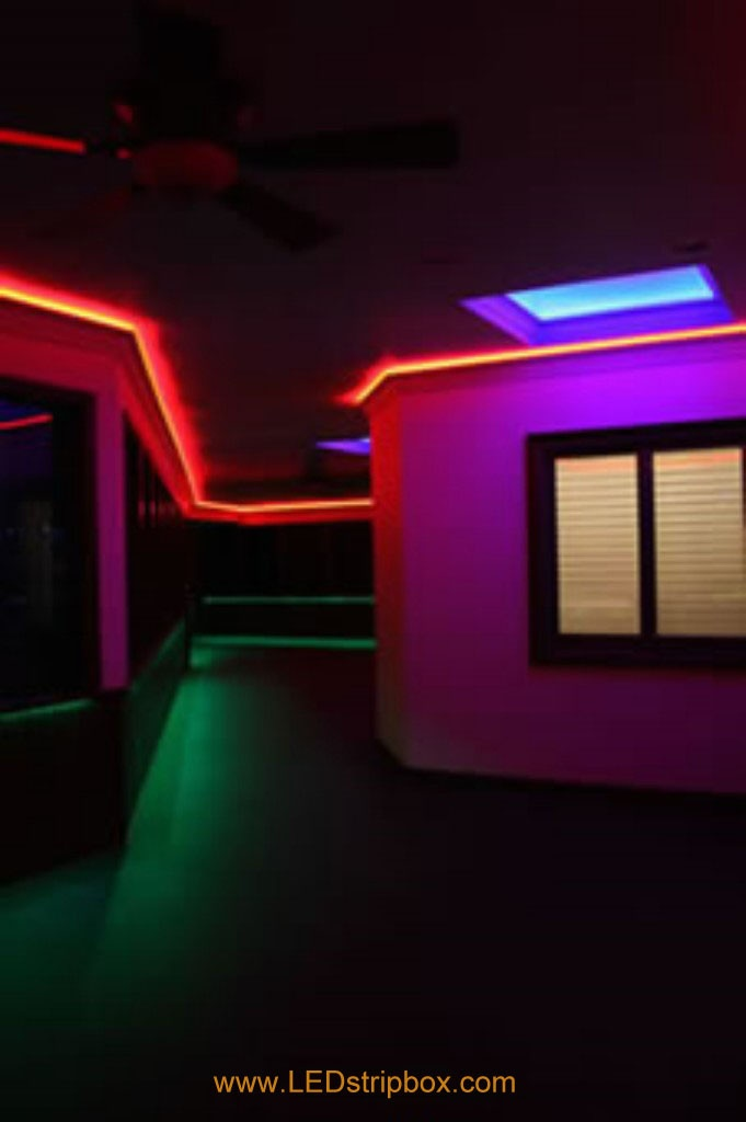 35 Best Images About Led Strip Lighting Ideas On Pinterest: 290 Best Images About LED Strip Lights On Pinterest