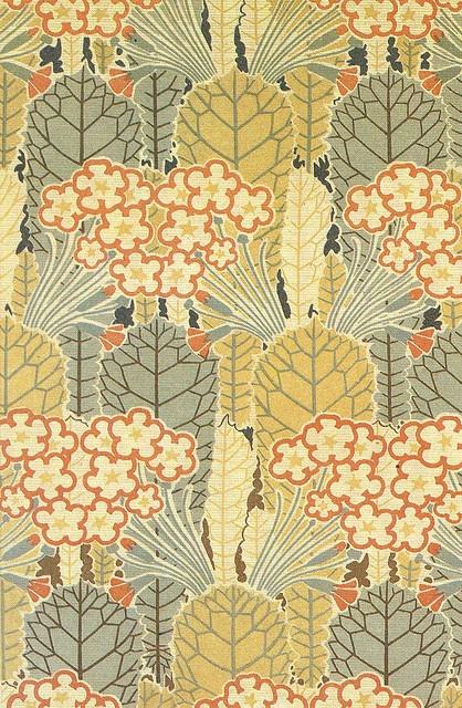 antique pattern | Rene Beauclair 1900