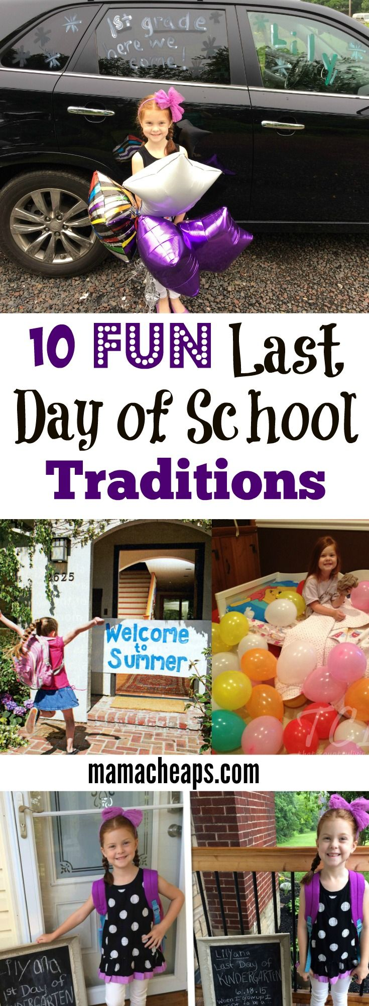 10 Fun Last Day of School Traditions