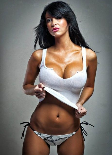 wow!... Katie Omand   HOT   Fitness, Fitness inspiration ...