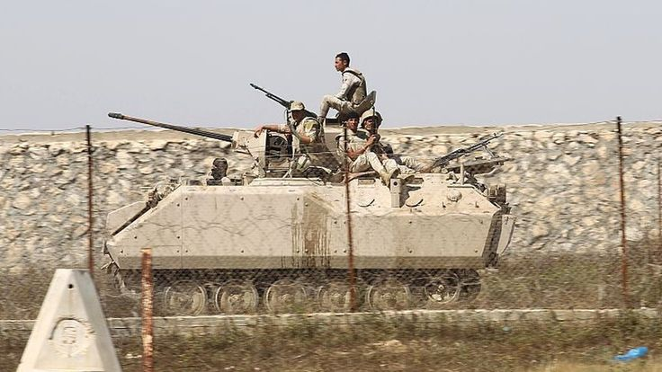 Egypt soldiers killed in attack on Sinai checkpoint https://tmbw.news/egypt-soldiers-killed-in-attack-on-sinai-checkpoint  At least 23 Egyptian soldiers have been killed and 26 wounded in an attack by jihadist militants in the northern Sinai peninsula, security sources say.A suicide car bomber reportedly targeted a checkpoint outside Rafah, a border town near the Gaza Strip, before dozens of gunmen opened fire.The military said 40 assailants were killed in the ensuing clashes.No group has…