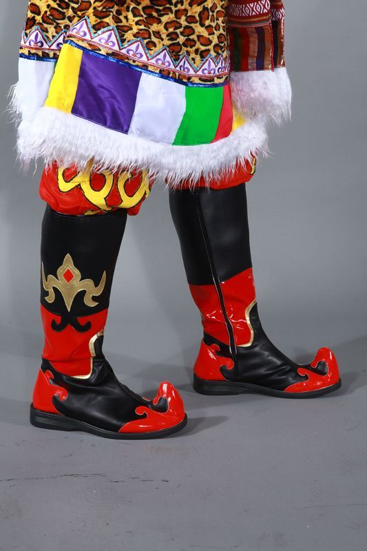 25 Best Images About Tibetan Boots On Pinterest