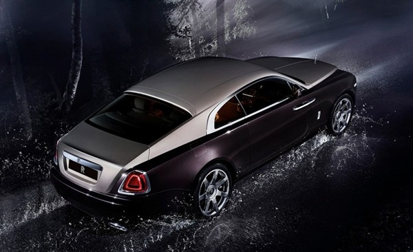 Rolls-Royce Wraith Revealed
